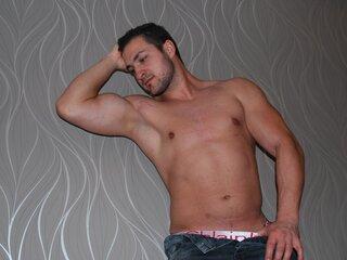 Show naked recorded Axelino