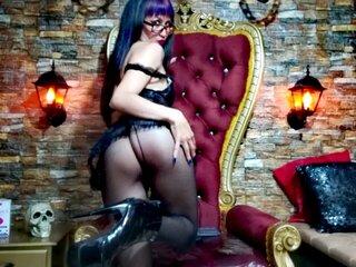 Livejasmin show nude ElviaMorgan